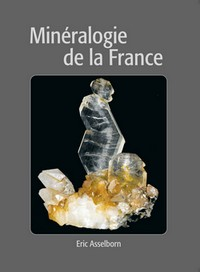 Le livre sur les minéraux français.